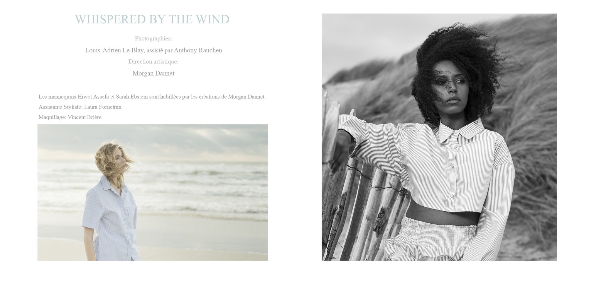 whispered by the wind louis adrien le blay fashion photography editorial webditorial story le dernier etage magazine webzine