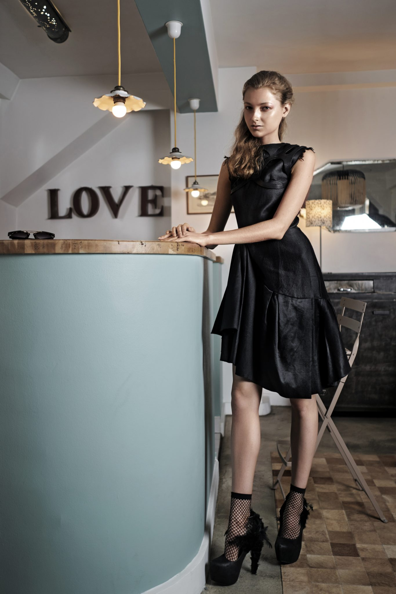 Olya fashion story le dernier etage magazine olga chaikina fedor photography