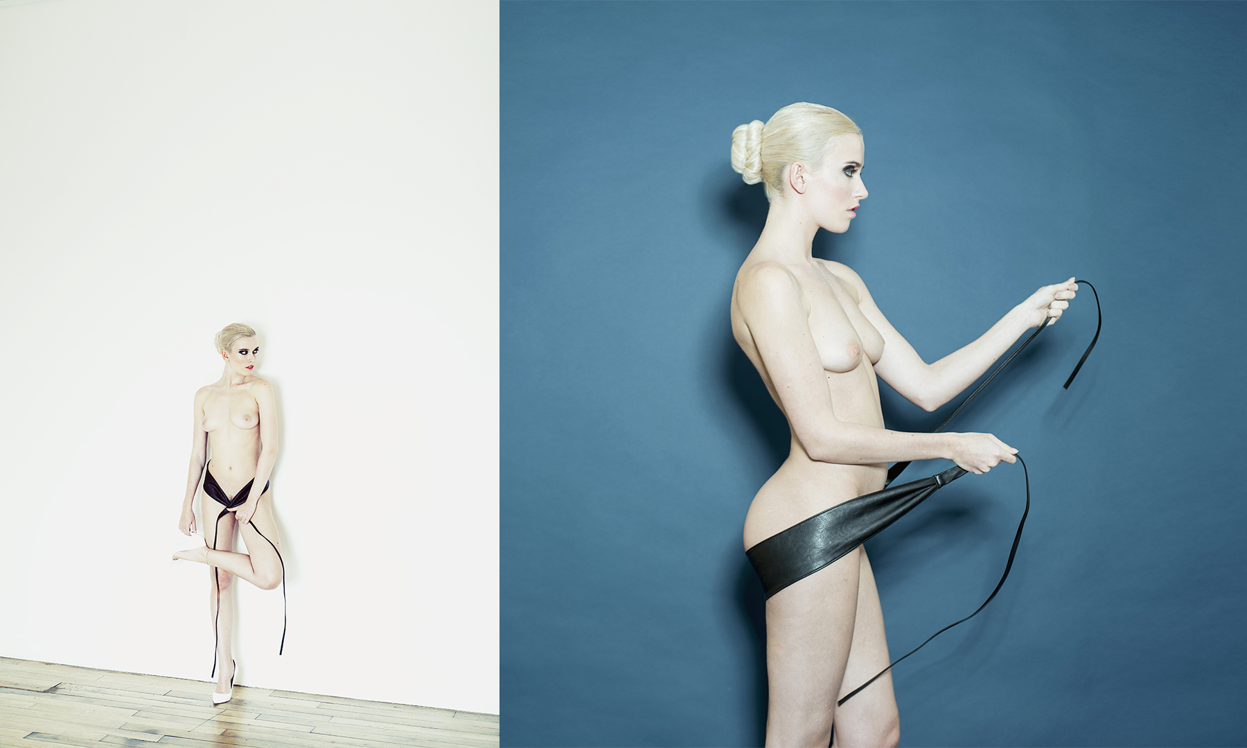 louis adrien le blay le dernier etage magazine fashion story barbie doll model shooting