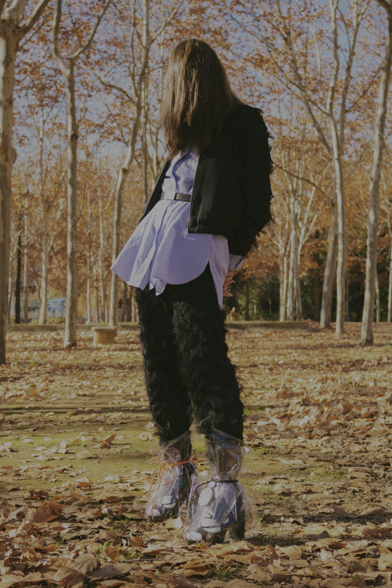 that other girl editorial fashion story le dernier etage magazine