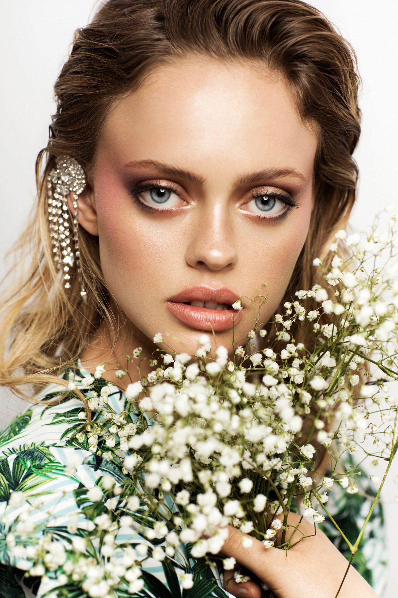 tina picard effet papillon beauty fashion story le dernier etage magazine webzine editorial webditorial shooting