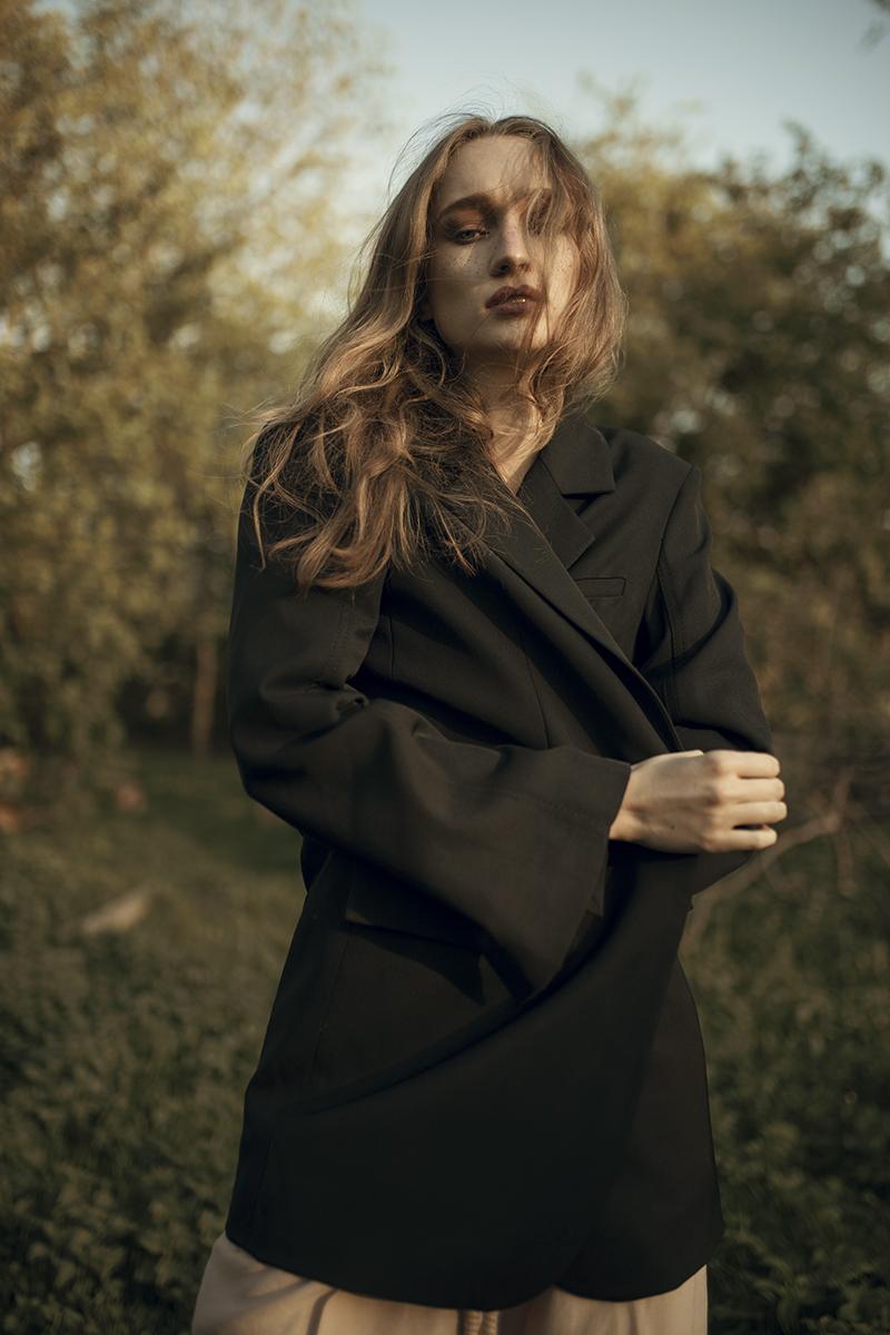 Paulina Maciejewska editorial fashion story edito le dernier etage magazine Kasia Socha
