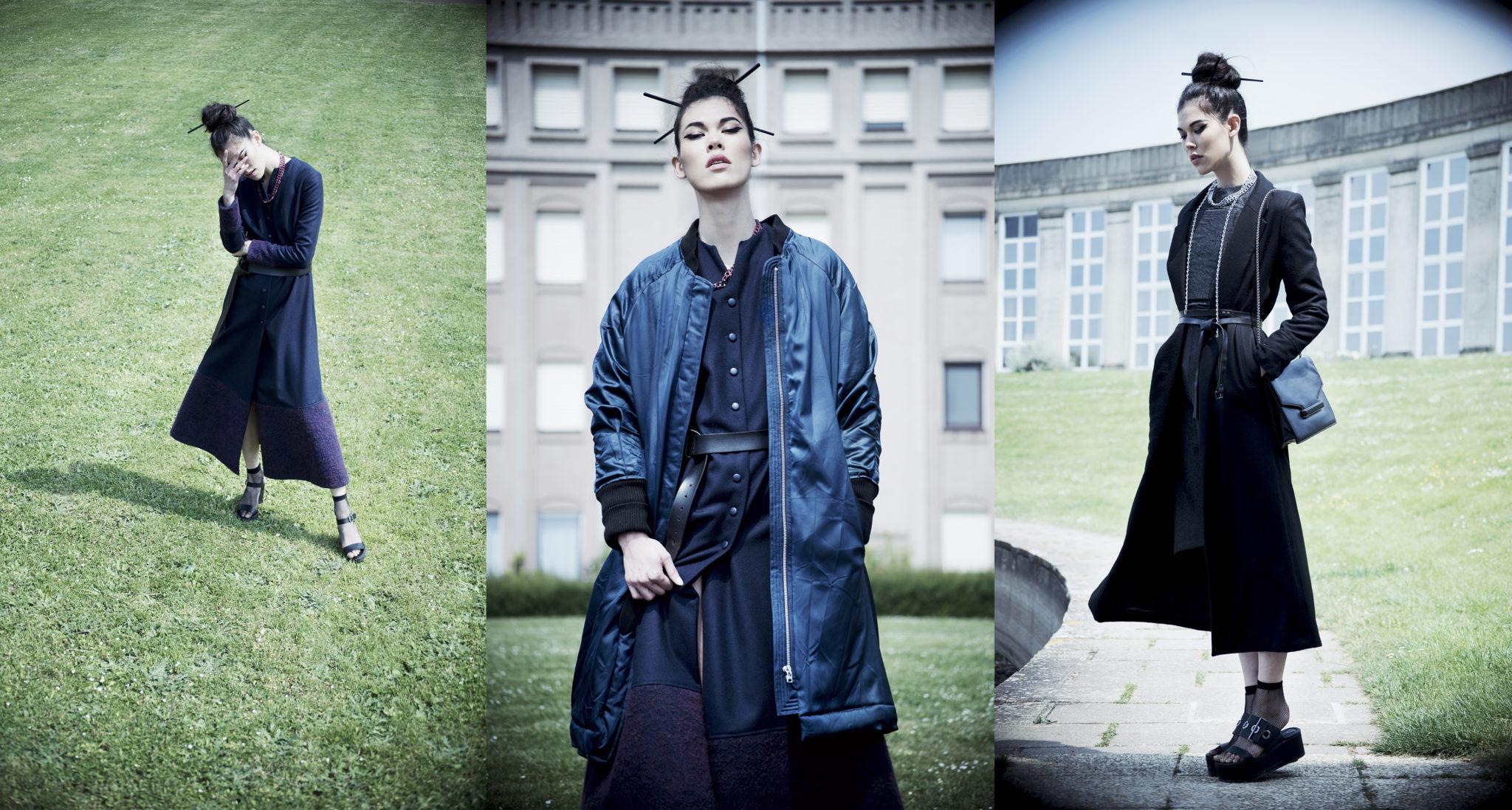 le rivage fashion story edito editorial webditorial le dernier etage magazine louis adrien le blay paris