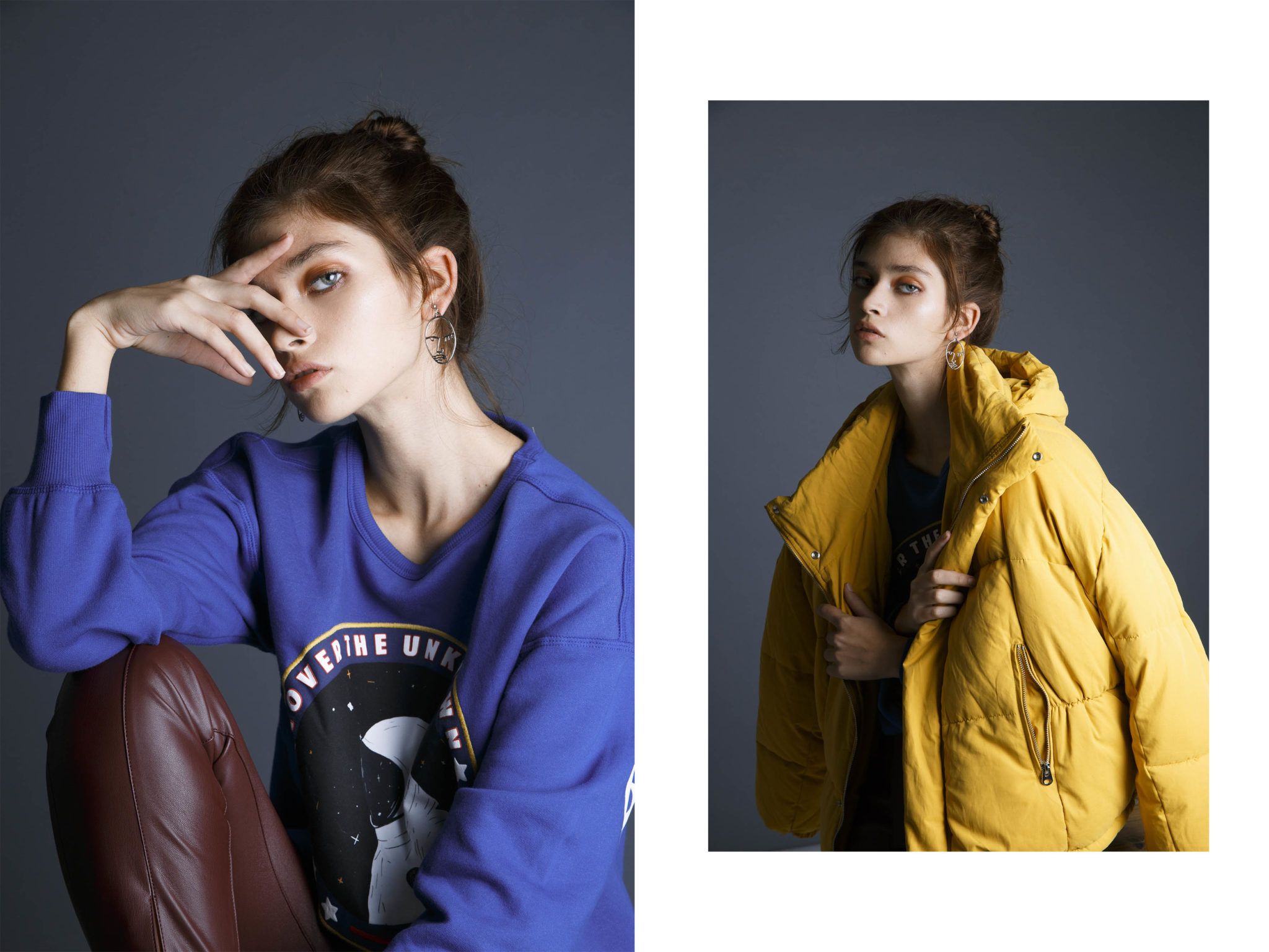 discover the unknown malena fradkin le dernier etage magazine editorial fashion story magazine webditorial