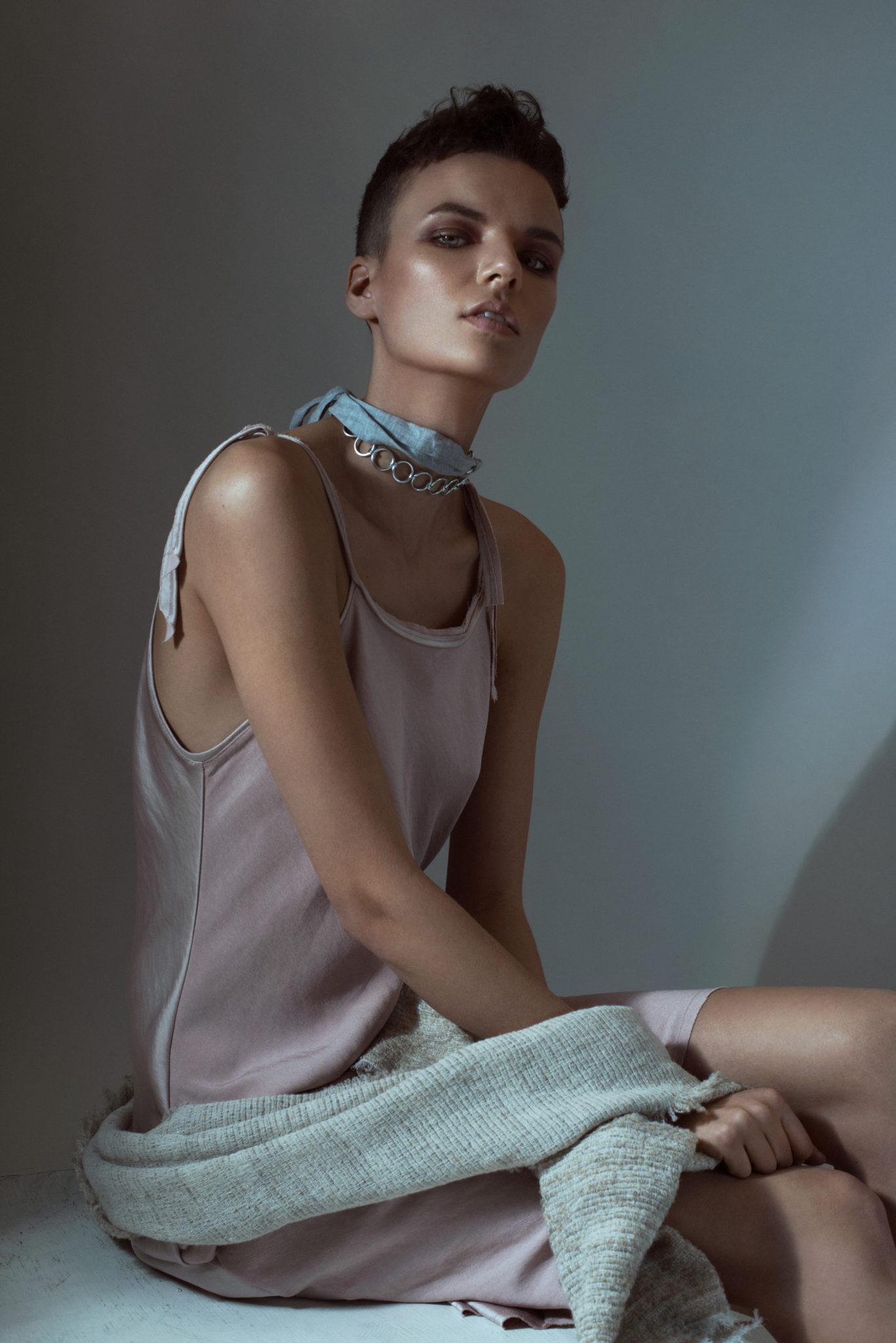 fashion story editorial webditorial le dernier etage magazine webzine on my own tina picard